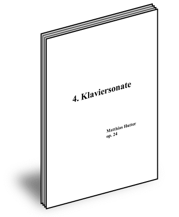Vierte Klaviersonate in Form einer Fantasie, Op. 24